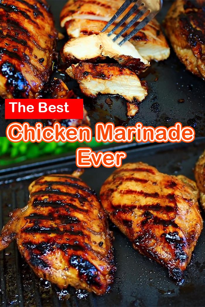 Easy Chicken Marinade Recipe