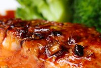 Easy Honey Glazed Salmon Recipe