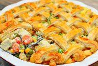 Perfect Chicken Pot Pie Recipe