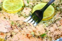Super Easy Lemon Garlic Butter Salmon Recipe