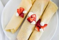 Perfect Crepe Recipe