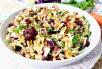Sunflower Crunch Kale Cabbage Salad