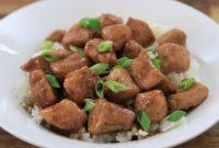 Easy One Pan Honey Garlic Chicken Recipe