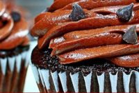 The best Super Moist Chocolate Cupcakes 3